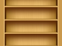 Free My Bookshelf PSD