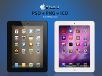 Apple iPad 2 Free PSD