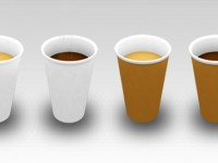 Free Coffee Cup Icons PSD