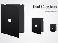 Apple iPad Case Icon PSD