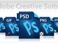 Adobe CS5 Doc Icon Free PSD