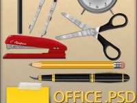 Free Office PSD Resources