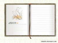 Free Notebook PSD Template